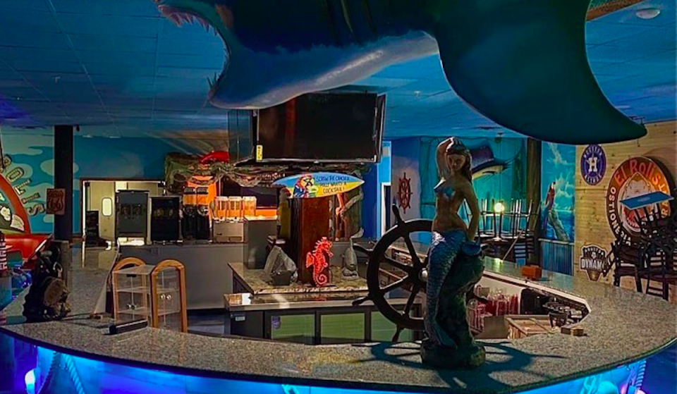 New Under The Sea Cantina Splashes Into Houston This Weekend