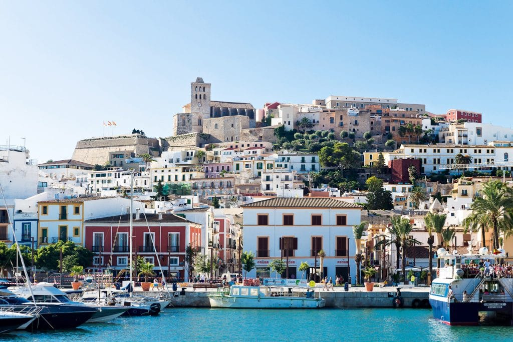 Don't Miss These 5 Architectural Landmarks in Ibiza