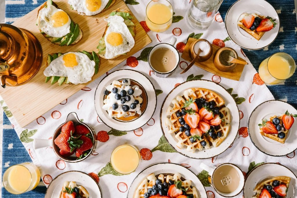 5 Brunch Spots You Have to Try