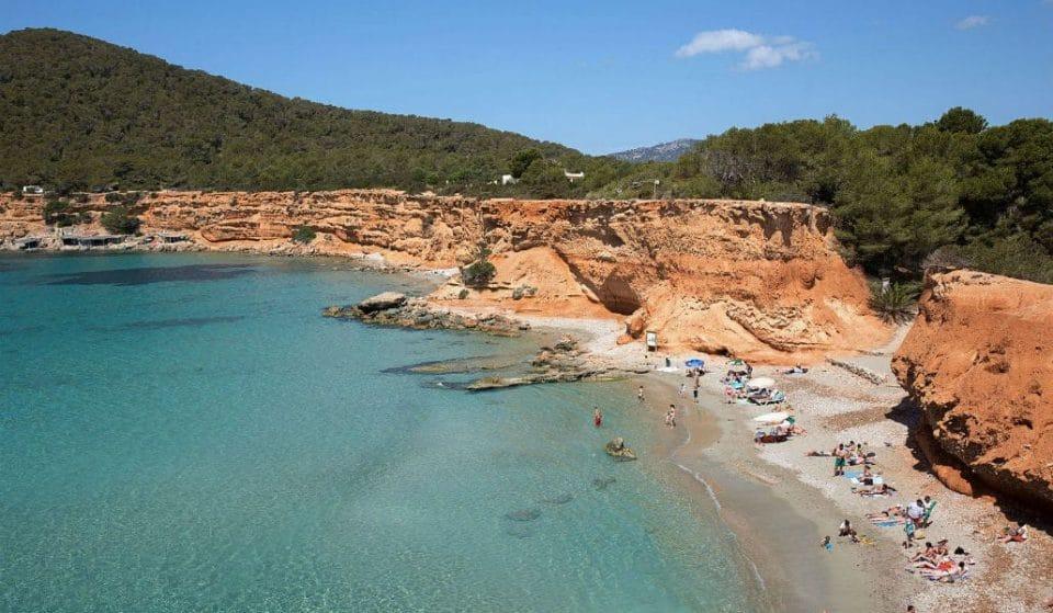 Sa Caleta: Red Cliffs & Shallow Waters