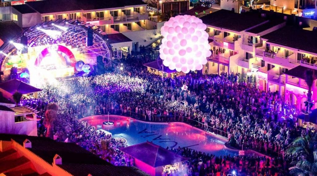 Welcome to Odyssey, the 24-h opening party at Ushuaïa & Hï Ibiza