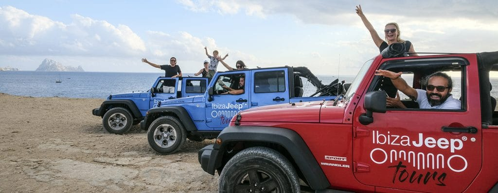 You Have to Try this Jeep Tour Around Ibiza
