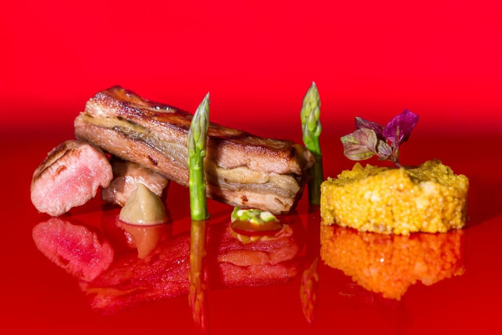 Tasting all Ibiza's flavours in one restaurant is a 'UNIC' experience