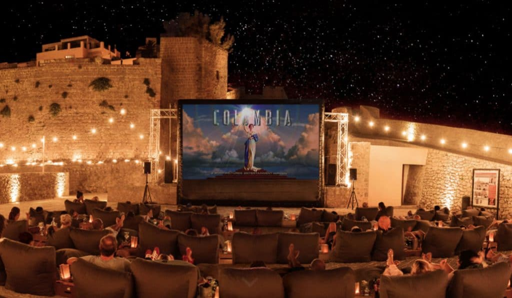 Cinema Paradiso Ibiza open-air screenings