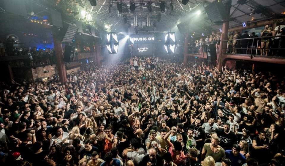 Music On Party All Summer Long at Amnesia