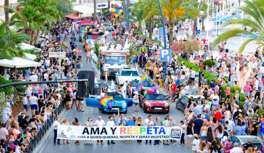 Who's Ready for Gay Pride 2018 in Ibiza