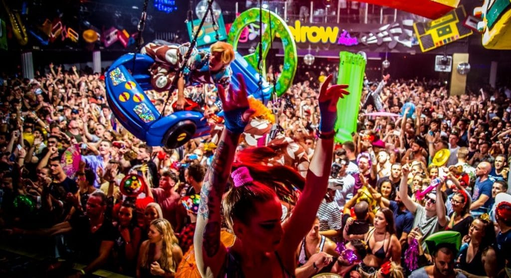 Elrow continues at Amnesia Ibiza with a fabulous opening party