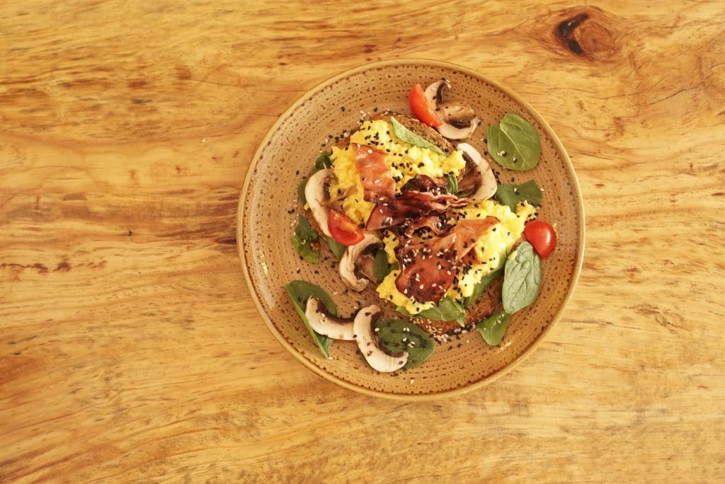NUDE Café: When breakfast becomes your favourite meal