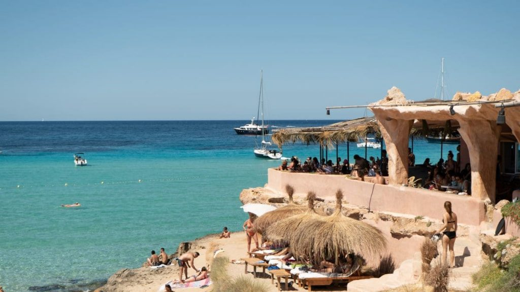 Cala Comte: the beach you won't ever want to leave