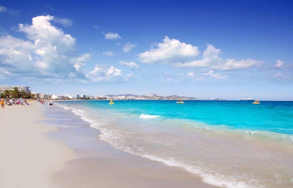 Playa D'en Bossa: more than a beach, the epicentre of fun in Ibiza