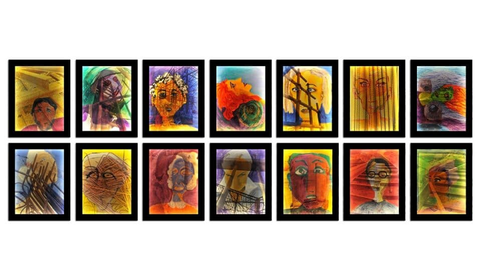 A new art exhibition is coming to B12, The Gallery in Ibiza