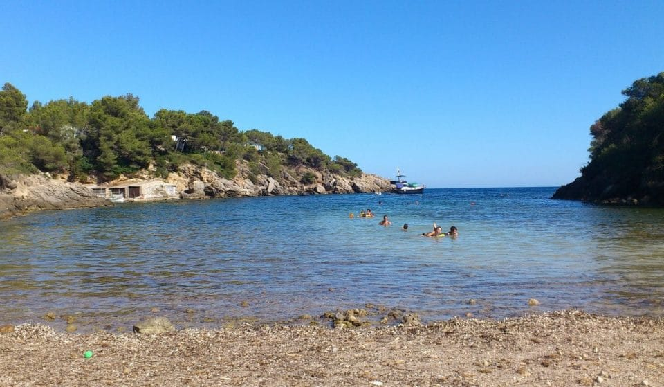Cala Mastella: discover one of the tiniest and most charming beaches in Ibiza
