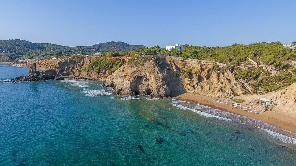 Aguas blancas: much more than a quiet beach