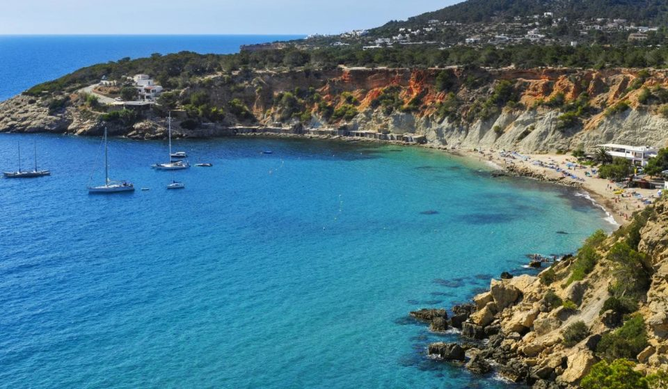 Top of the tops: dive into the best beaches in Ibiza