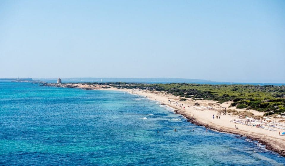 Es Cavallet: long, wild, glamorous… And one of the official nudist beaches in Ibiza
