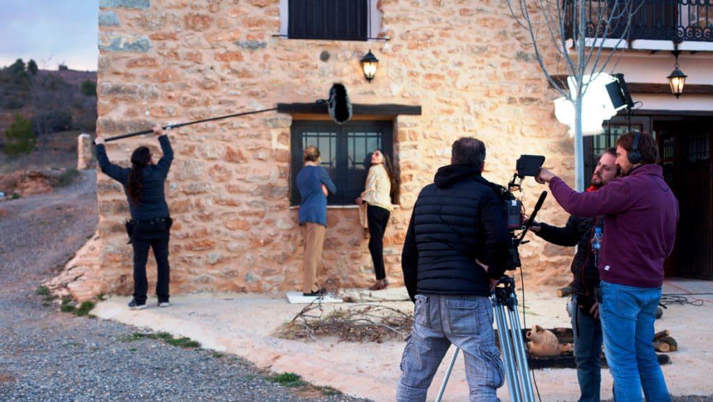 """El Secreto de Ibosim"", the first eco movie in the world, is shooting in Ibiza"
