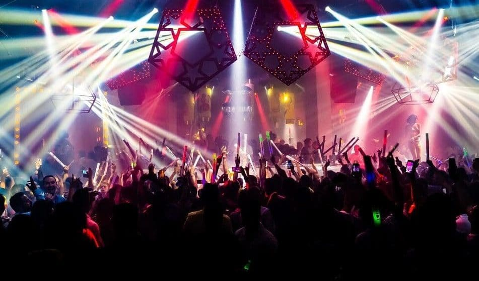 To warm up the cold days in Ibiza: Pacha Nights
