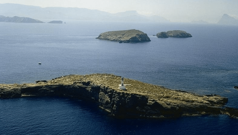 Lighthouses in Ibiza