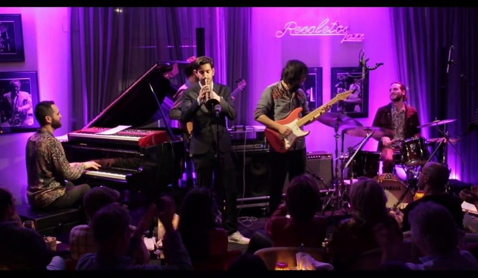 """This Saturday, do not miss the jazz concert """"Live in Madrid"""" by Pere Navarro Quintet in Ibiza"""