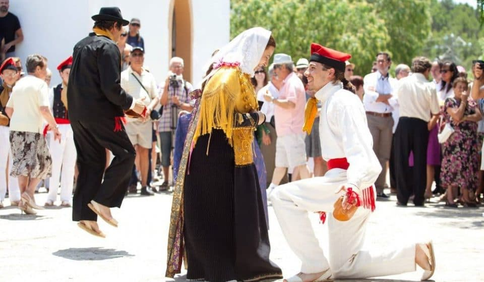 The Peasant's Dance, one of the most beautiful traditions in Ibiza