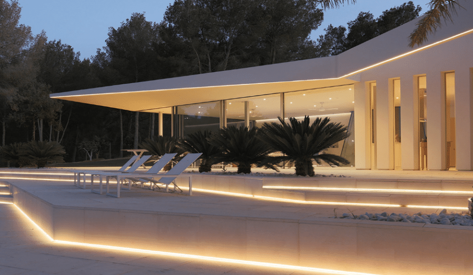 Sneak into some of the most incredible houses in Ibiza