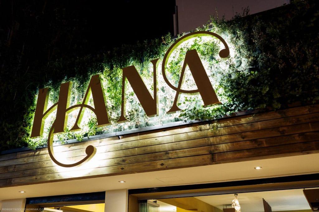 From island to island: Hana Restaurant & Café Concert
