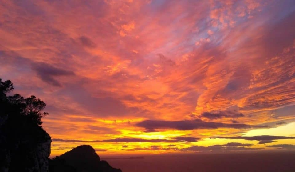 Why the sunsets are so special in Ibiza
