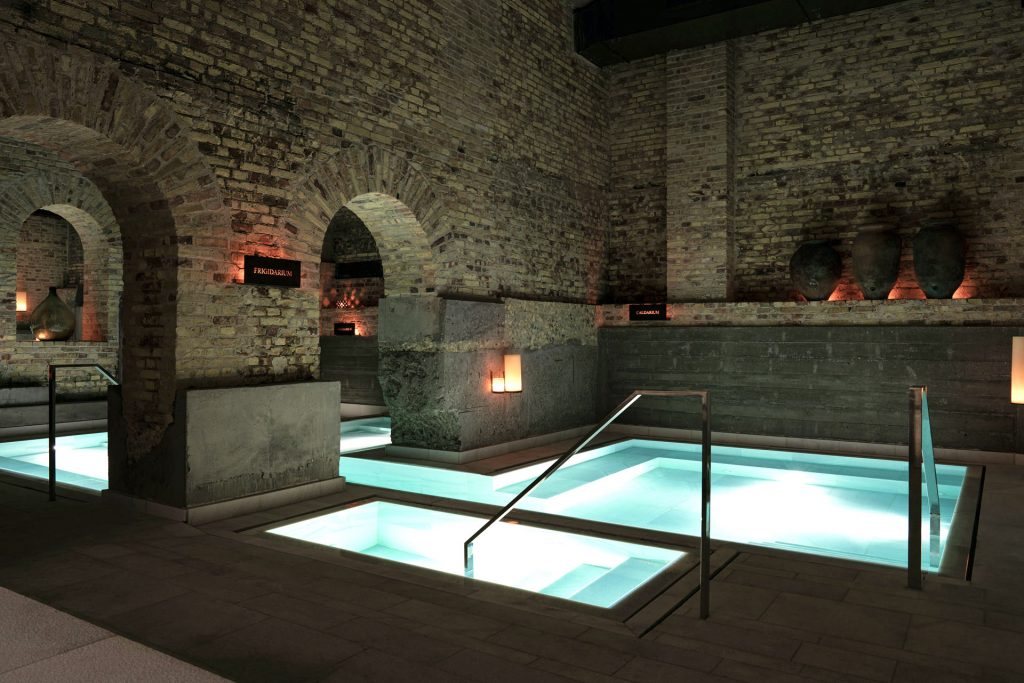 A Stunning Candlelit Spa Has Just Opened In The Former Carlsberg Factory