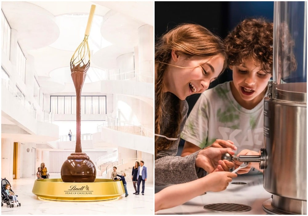 A Huge Chocolate Museum With The World's Biggest Chocolate Fountain Has Just Opened