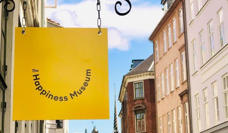 The World's First Happiness Museum Has Exists In Copenhagen