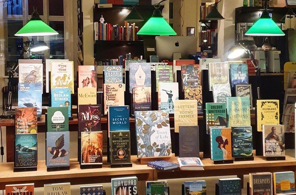 The Best English Bookshops In Copenhagen