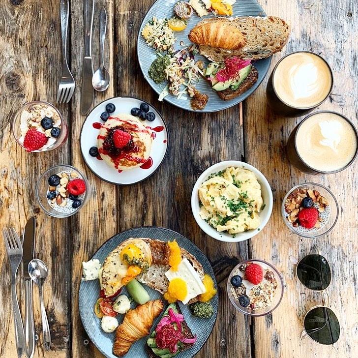 10 Of The Best Breakfasts In Copenhagen