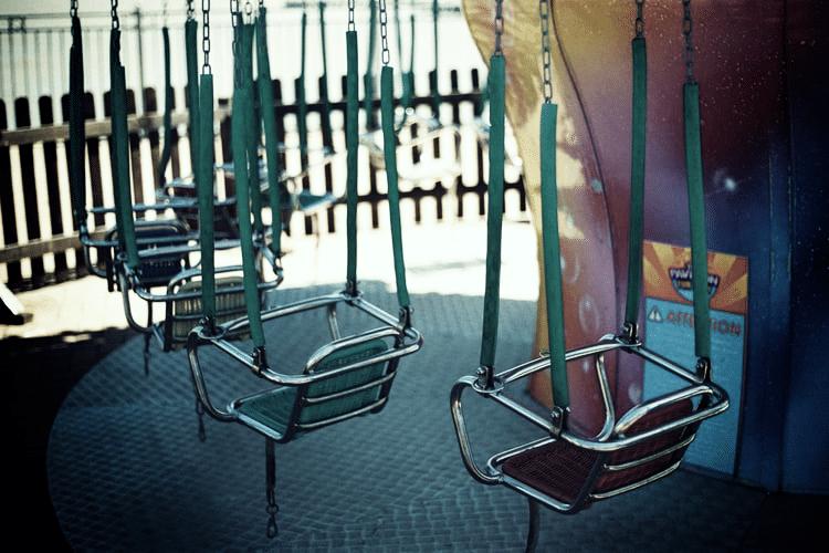 Denmark's Eerie Abandoned Fairground • Fun Park Fyn