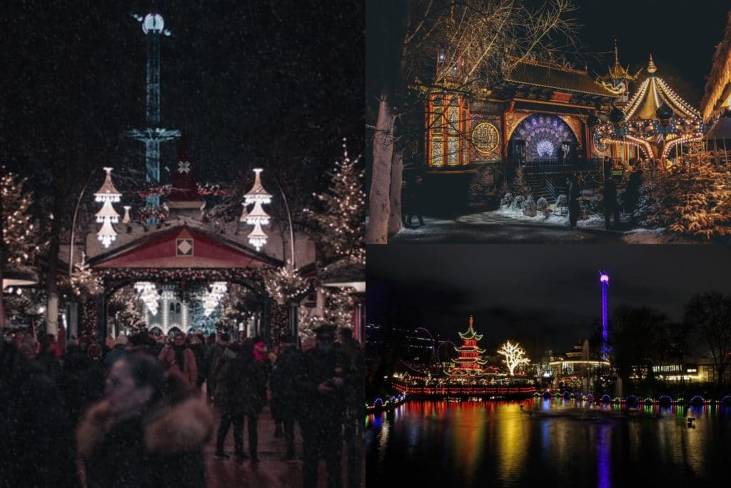 Tivoli Is Among Conde Nast's 'Worlds Most Spectacular Christmas Lights'