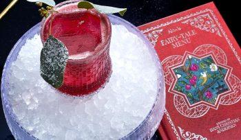 The Amazing Bar Serving Magical Fairytale Themed Cocktails • Nimb Copenhagen