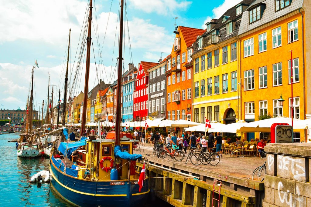 Denmark Is The Third Happiest Country In The World, World Happiness Report Finds