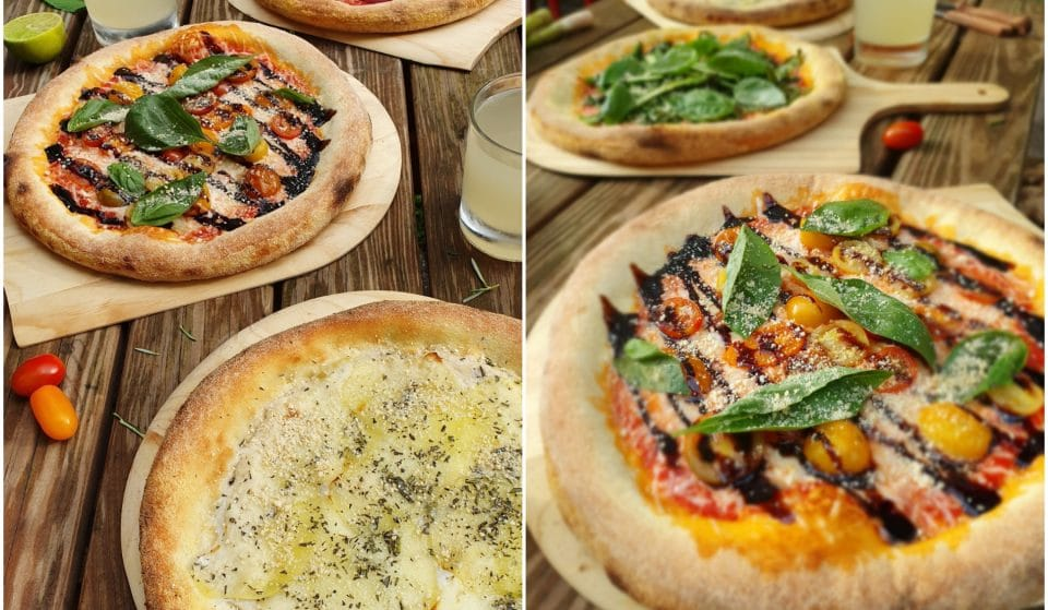 This Copenhagen Pizzeria Serves The Tastiest Takeaway Vegan Food • POW