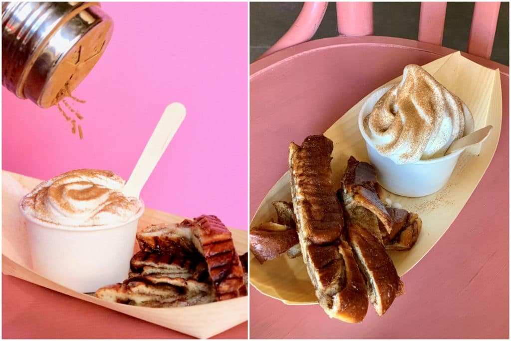 This Pop-Up Sells Mouthwatering Cinnamon Rolls and Sicilian Ice-Cream • IS