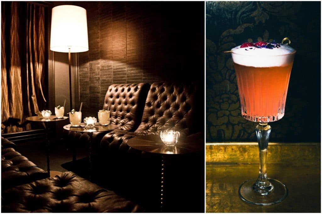 This Hidden Bar In Copenhagen Serves Incredible Cocktails