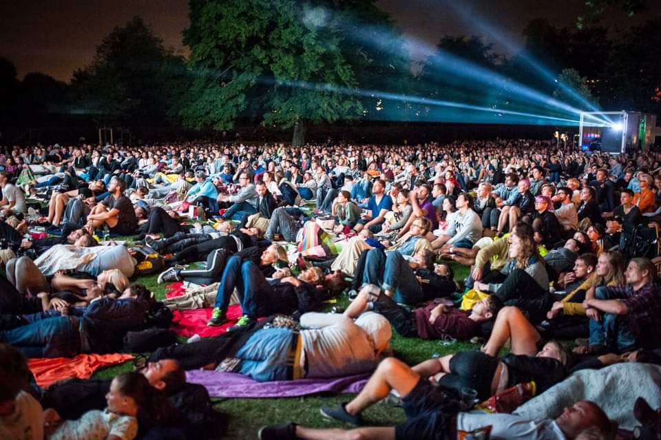 Open-Air Cinema Showings Are Coming To King's Garden In July And They're Free