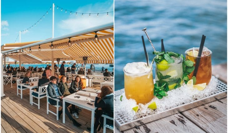 6 Unique Waterside Terraces In Copenhagen For Drinks With A Beautiful View