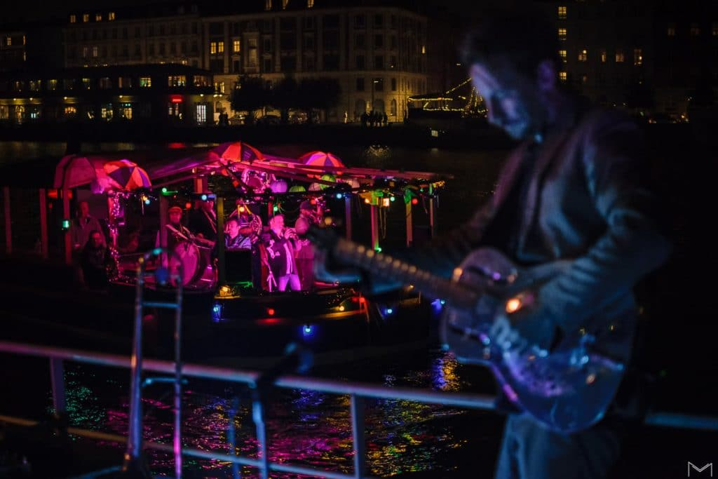 A Beautiful Parade Will Light Up The Port Of Copenhagen This Weekend
