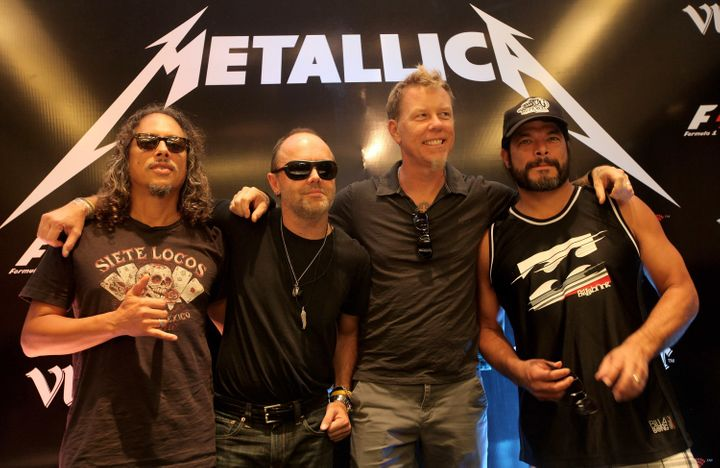 Metallica Will Headline Copenhell 2022 With A Star-Studded Line-Up Including Iron Maiden