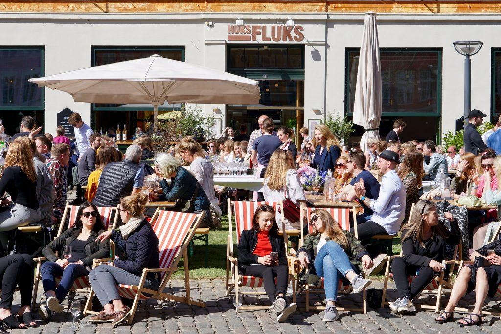 A Huge Garden Party Is Happening At Gråbrødretorv Before The Euros Match This Saturday
