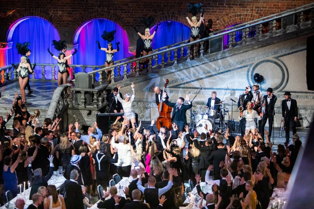 A Roaring Great Gatsby Themed Party Is Coming To A Mansion In Copenhagen