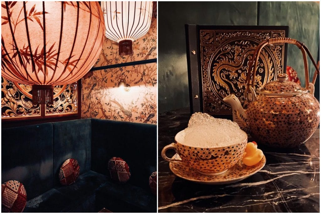 You'll Want To Tell Everyone About This New Boutique Cocktail Bar In Copenhagen • MÓSHÙ