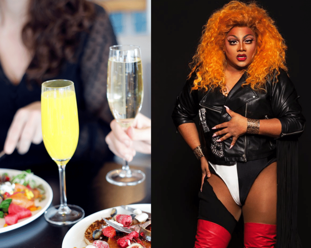 This Bottomless Boozy Drag Brunch Looks Incredible • Zoku