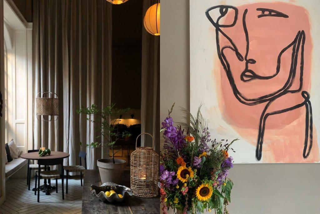 Savour Dining In The Dark At Copenhagen's Elegant Blomst Restaurant
