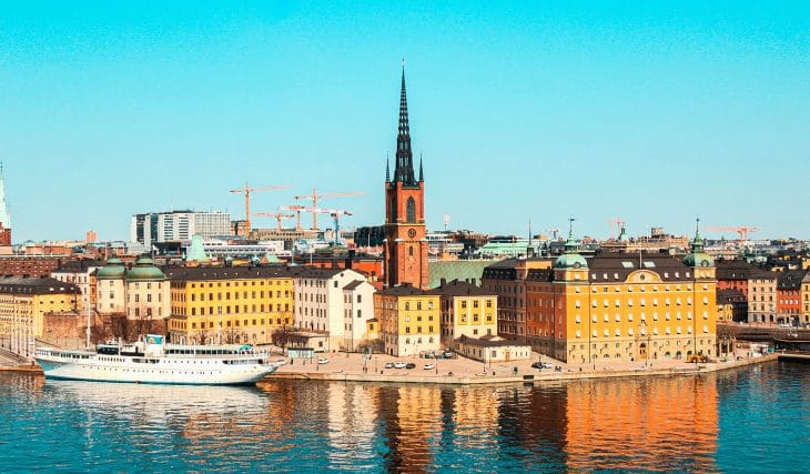 High Speed Trains Between Copenhagen And Stockholm Are Coming Next Week