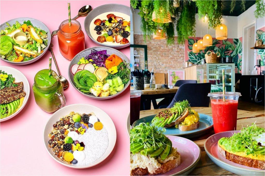 This Leafy Restaurant In Frederiksberg Is Dedicated To Avocados • Avobaren
